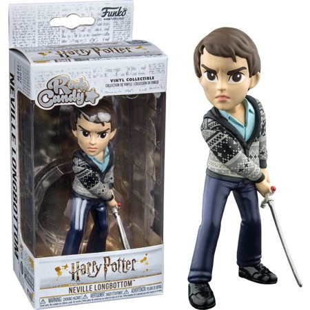 Funko Harry Potter Rock Candy Neville Longbottom Vinyl Figure [with Sword of - Neville Longbottom Costume