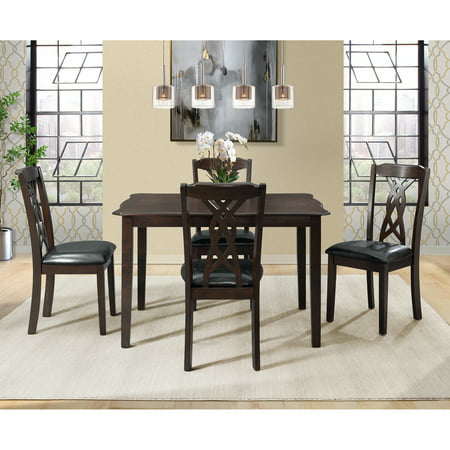 Picket House Furnishings Jones 5PC Dining Set-Table & 4 Chairs