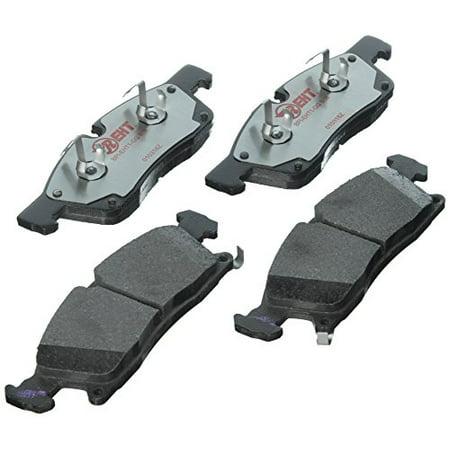 Cabriolet Brake Pad Set - RM Brakes EHT1455H Brake Pad Set