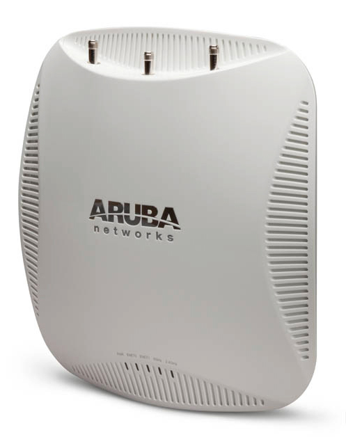 Aruba Networks Ap-224 Ieee 802.11ac 1.27 Gbps Wireless Access Point Ism Band Unii Band 2 X Network [rj-45]... by Aruba Networks