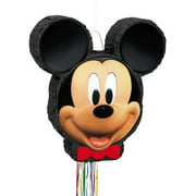 Mickey mouse ceiling fan blades mickey mouse pinata shaped pull string aloadofball Choice Image