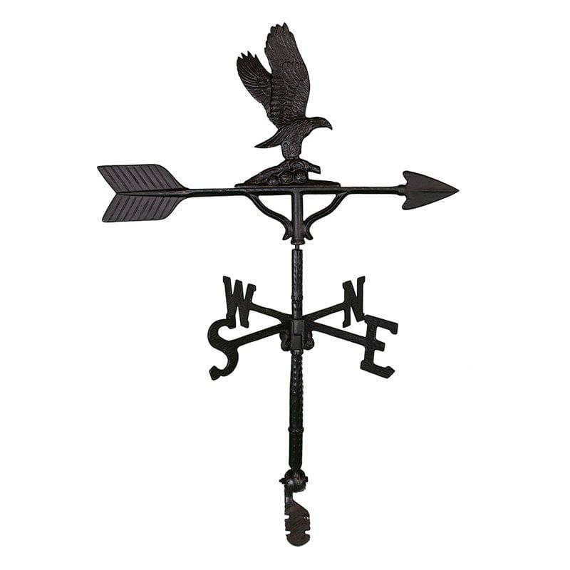 Black Eagle Weathervane - 32 in.