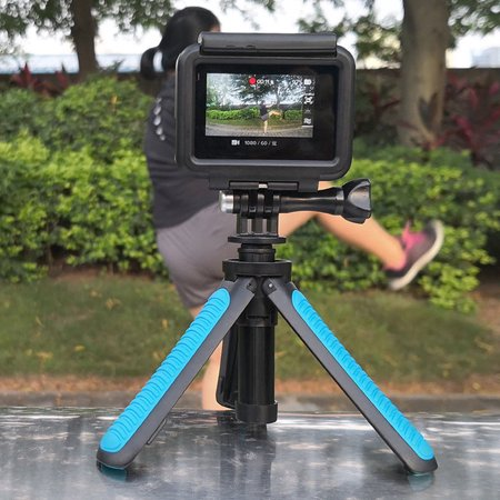 Mini Portable Extension Pole Handheld Self-Pole Shorty Go Pro Tripod Monopod Stick Mount for Gopro Action