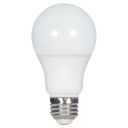 11.5w A19 LED 120v Frosted E26 Medium base 4000K Warm White