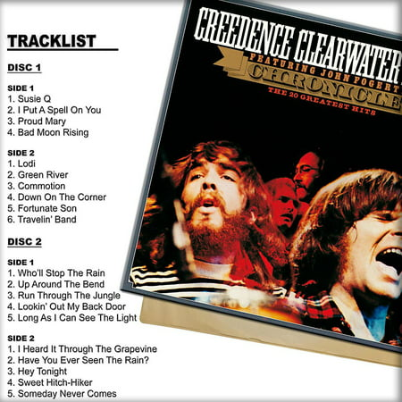 Creedence Clearwater Revival - Chronicle - Vinyl