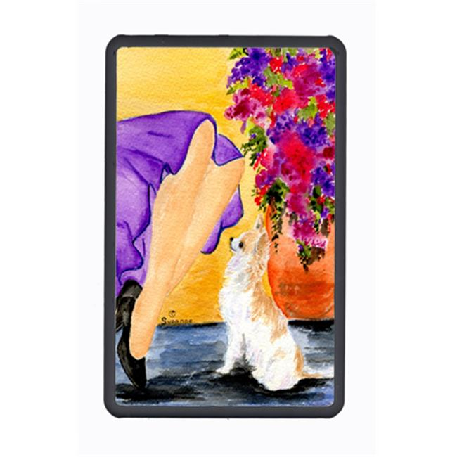 Carolines Treasures SS8521KFC Lady With Her Chihuahua Kindle Fire Snap On Case - image 1 of 1
