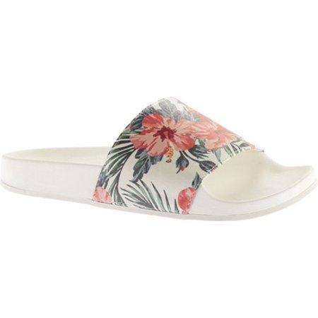 Portland Boot Company Roslyn Floral Slide (Women's)
