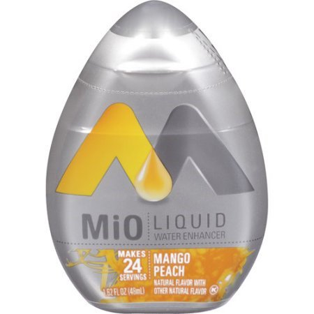 Mio Liquid Water Enhancer Mango Peach 1 62Oz