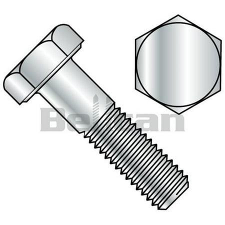 1.12-7 x 3 Grade 2 Hex Cap Screw - Zinc - Box of 30 - image 1 of 1