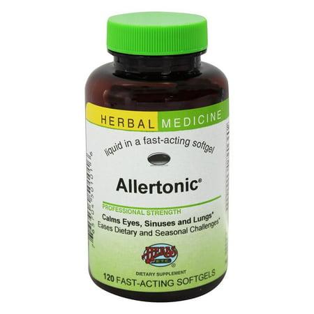 Herbs Etc - Allertonic Alcohol Free - 120 Softgels