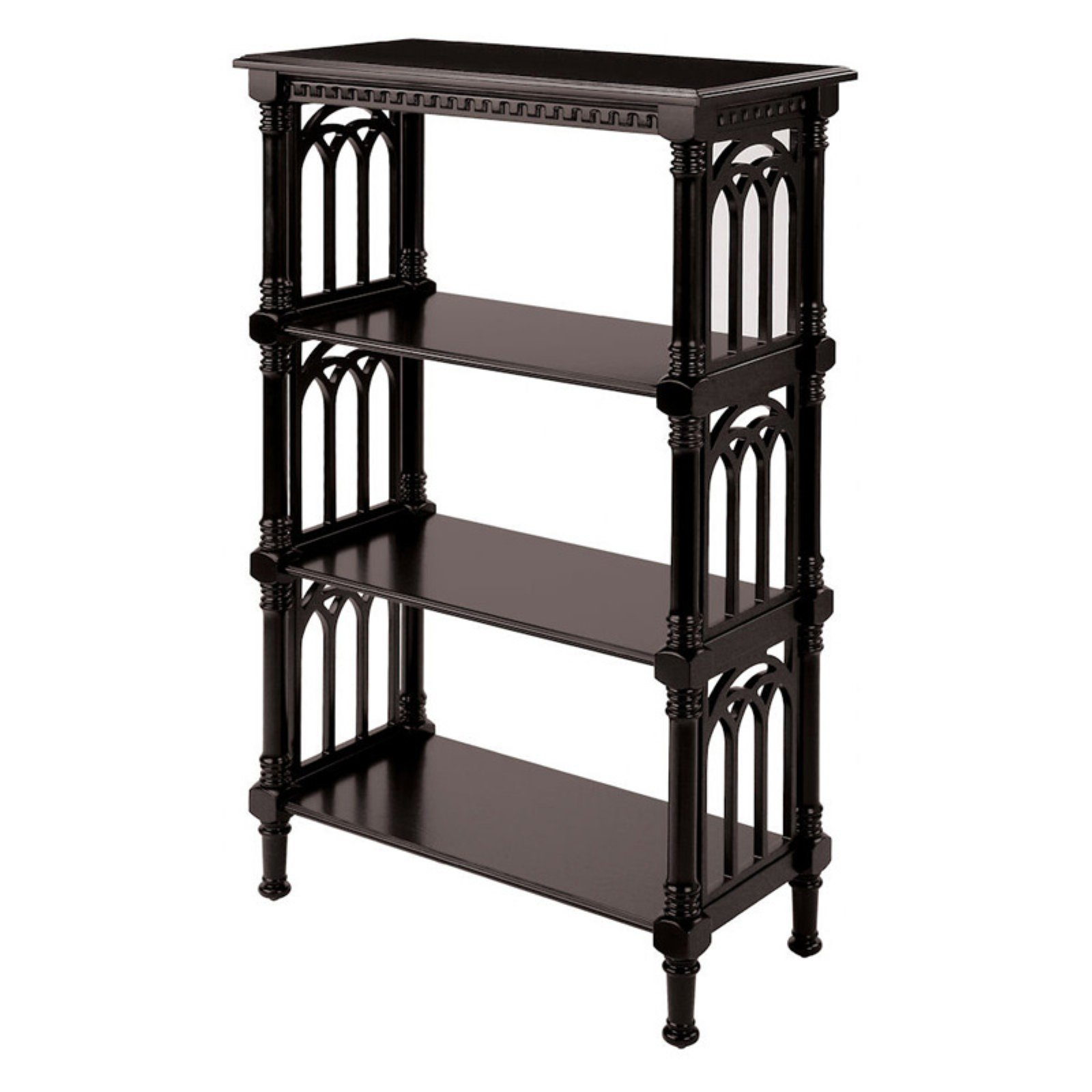 Elk Lighting Large Cheval Bookcase