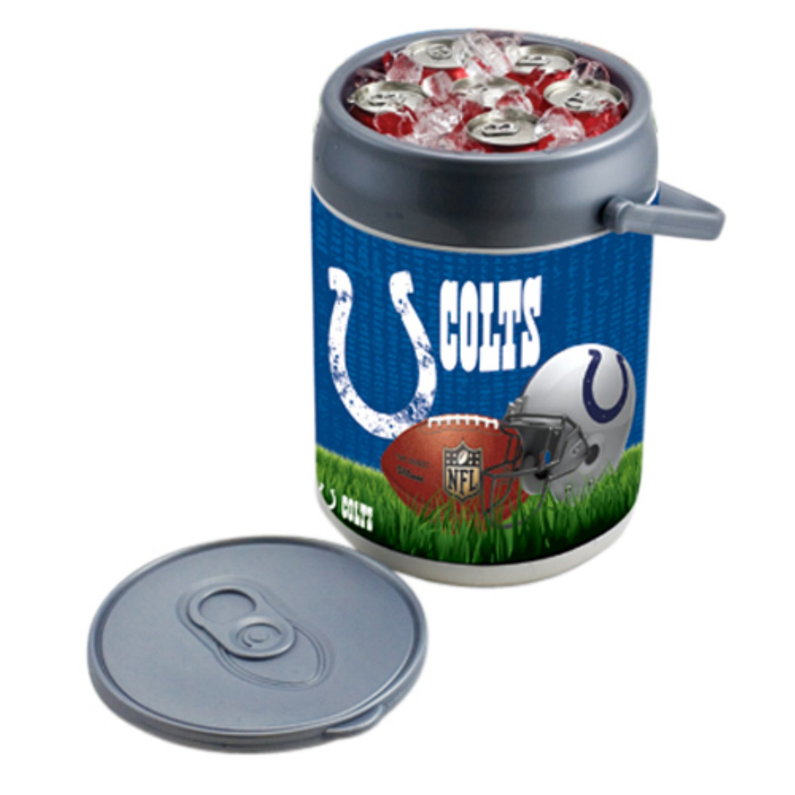 Picnic Time Can Cooler, Indianapolis Colts Digital Print