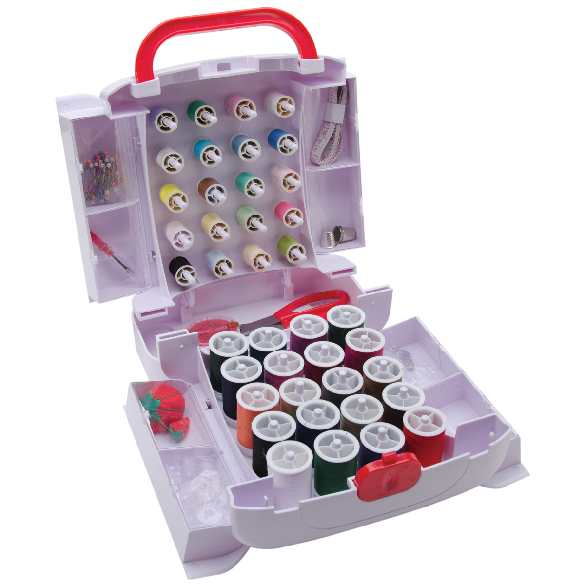 Singer Sew Essentials Storage System, 165 Pieces