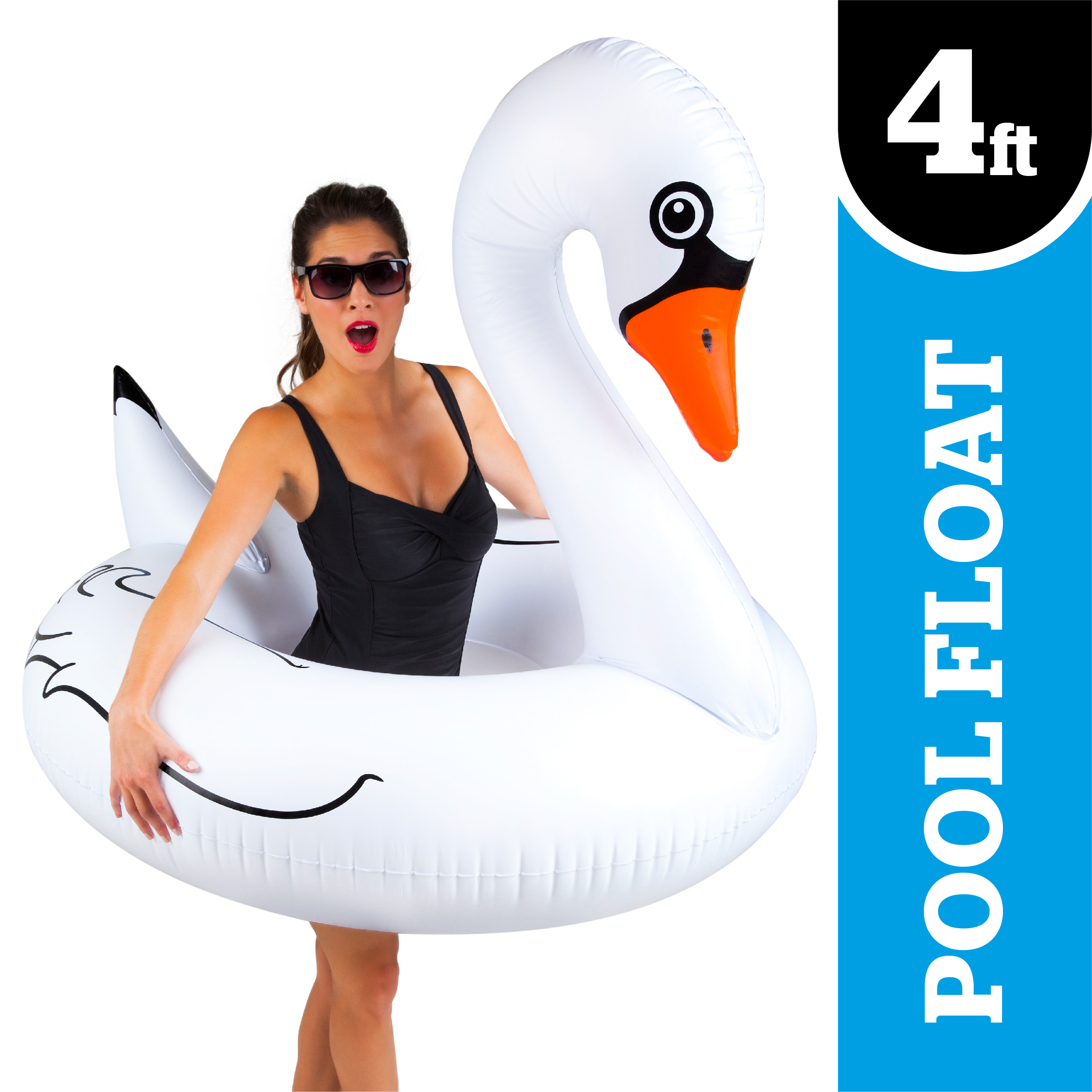 Big Mouth Toys /' The Toilet Pool Float /' Swimming Holiday Beach Novelty Floats