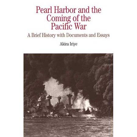 pearl harbor essay topics