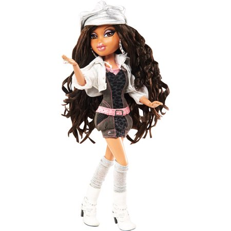 Bratz talking doll yasmin Bratz fashion look and style doll