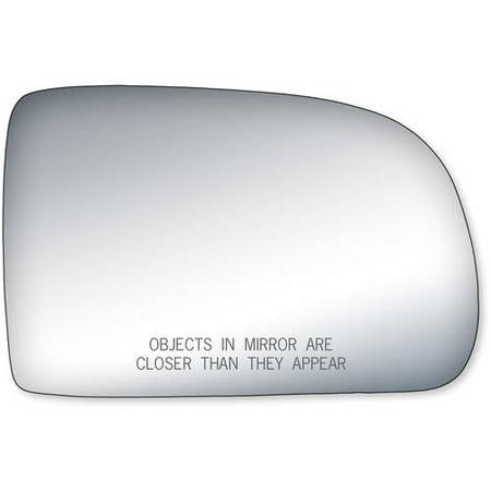 Toyota Sienna Door Mirror (90178 - Fit System Passenger Side Mirror Glass, Toyota Sienna 98-03)