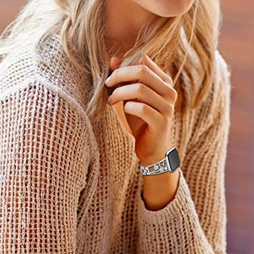 Comfortable Wristbands for Women Men 5.5-8.1 RedTaro Bands for Fitbit Alta//Alta HR