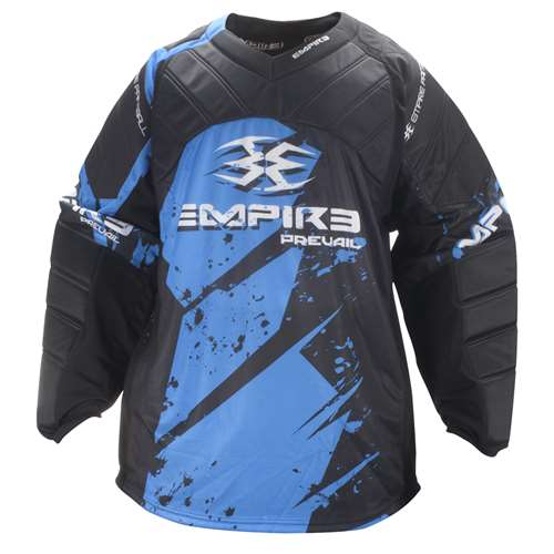 Empire 2014 Paintball Jersey - Prevail FT - Blue - X-Large