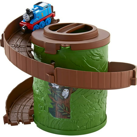 Thomas & Friends Take-n-Play Spiral Tower Tracks with Thomas ...