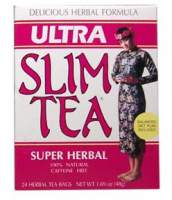 Ultra Slim Tea-Super Herbal Hobe Labs 24 Bag