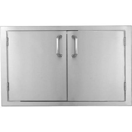 BBQ Island 260 Series - 42 Inch Double Doors (Bbq Island Vent)
