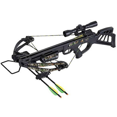 SA Sports Empire Dragon Crossbow Package, 340FPS 610