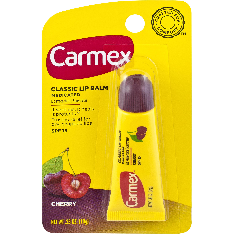 Carmex Lip Balm, Cherry