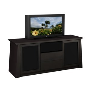 Furnitech Formoso 70′ Contemporary Entertainment Console