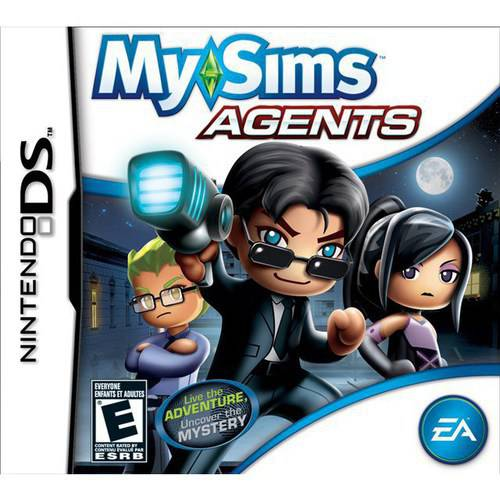My  Sims Agentes (DS) - Pre-Owned