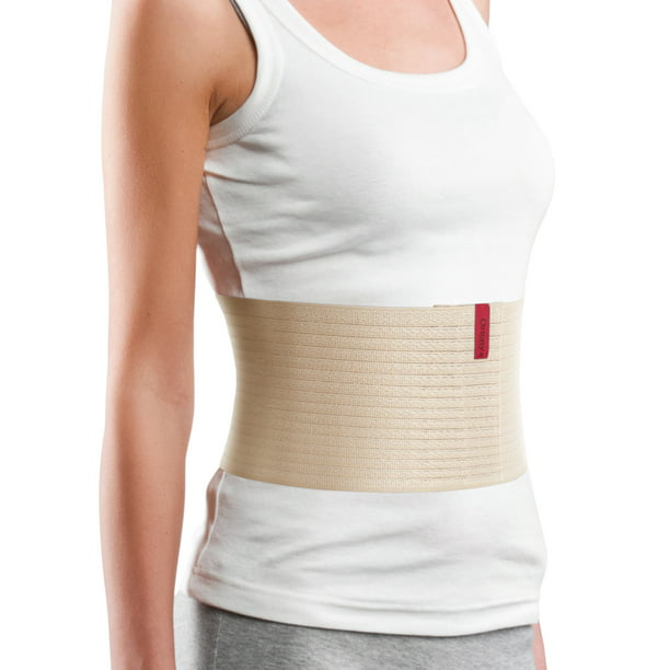 "ORTONYX 6.25"" Breathable Abdominal Binder / Postpartum"