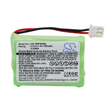 3.6V Battery for Tri-Tronics 1038100-D Dog Collar Receivers FAST USA SHIP