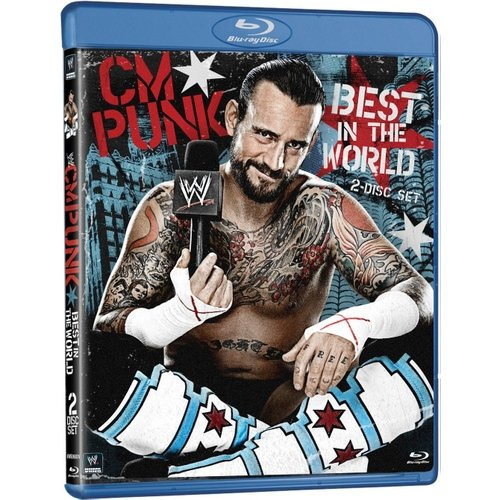 WWE: CM Punk - Best In The World (Blu-ray) (Full Frame)
