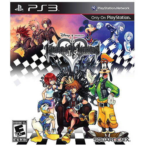 Kingdom Hearts HD 1.5 Remix (PS3) - Pre-Owned Square Enix