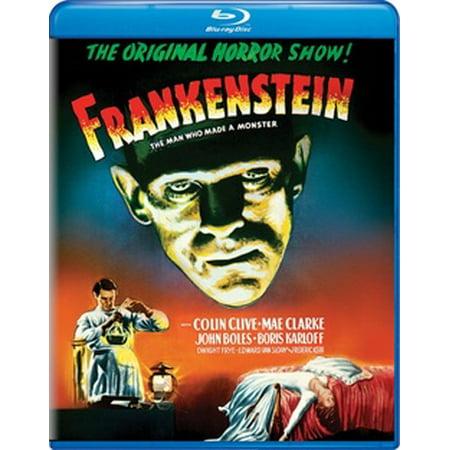 Frankenstein (Blu-ray) (Frankenstein Universal Studios)