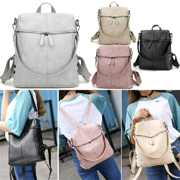 Cabina Home - Women Backpack Purse Waterproof Anti-theft Rucksack  Lightweight Shoulder Bag - Walmart.com - Walmart.com