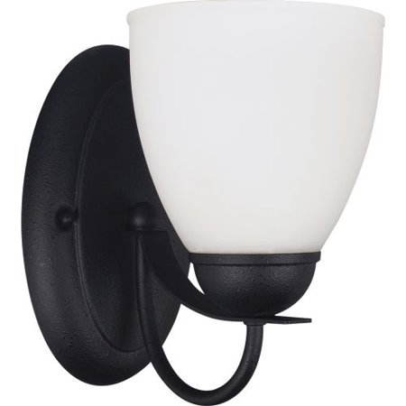 Sea Gull Lighting 44470 Uptown 1 Light Bathroom Sconce