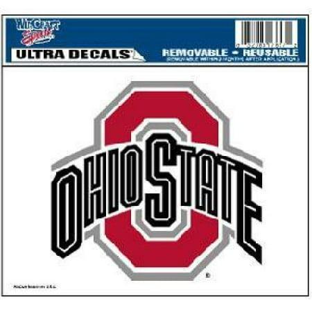 Ohio State Buckeyes Runner (Ohio State Buckeyes Ultra Decal 5