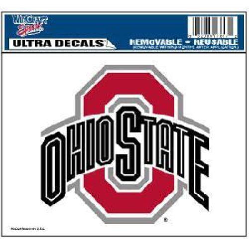 "Ohio State Buckeyes Ultra Decal 5"" x 6"""