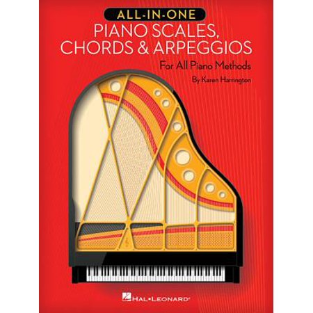 All-In-One Piano Scales, Chords & Arpeggios : For All Piano
