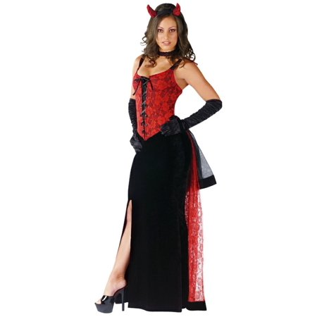 Luscious Devil Women Costume for $<!---->