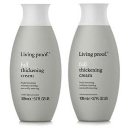 Full Thickening Cream 3.7 oz by Living Proof (Set of