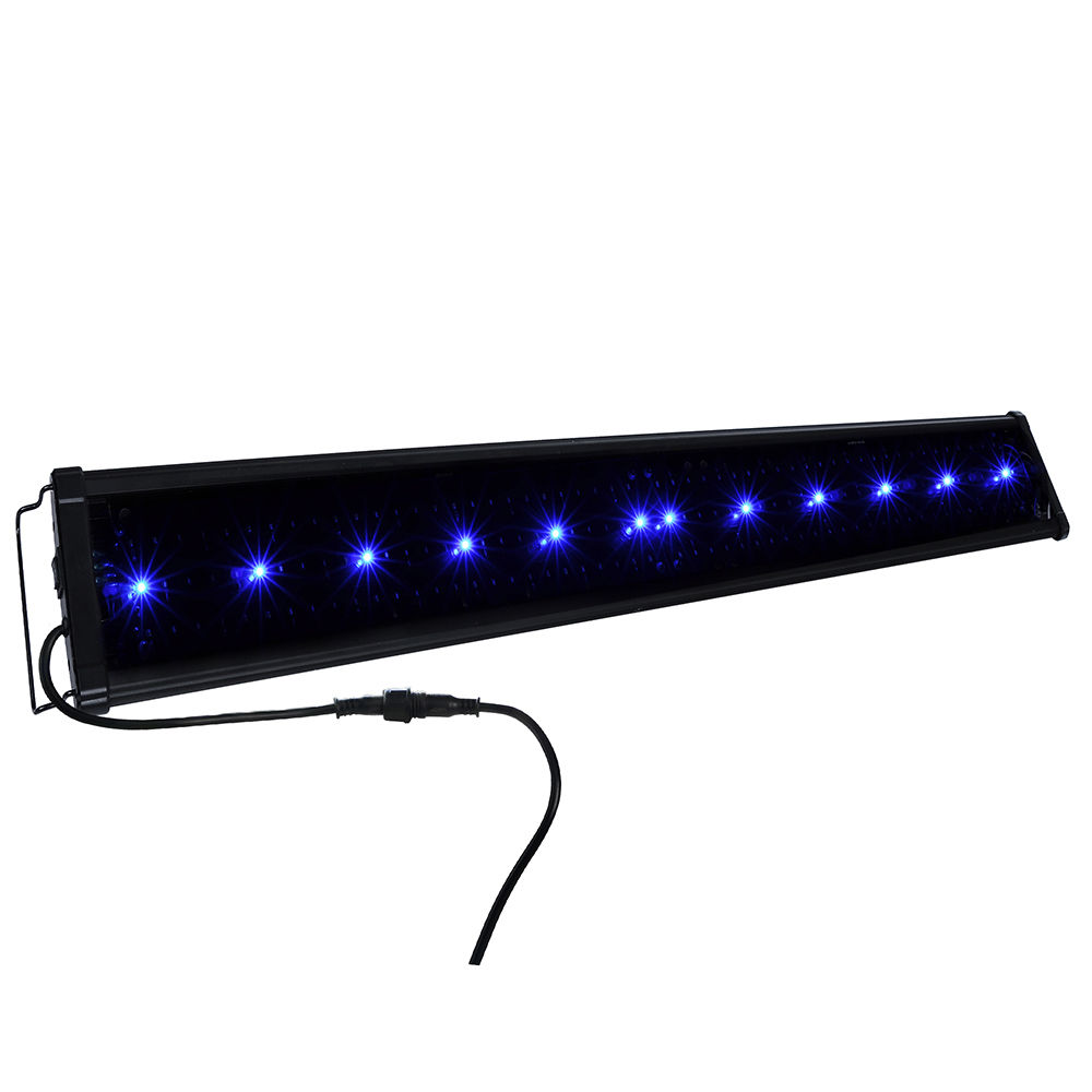 "GHP 156-LED Full Spectrum Multicolored 3-Mode Aquarium Light for 45""-50"" Aquariums by"