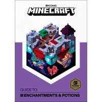 Minecraft: Guide to Enchantments & Potions (Hardcover)