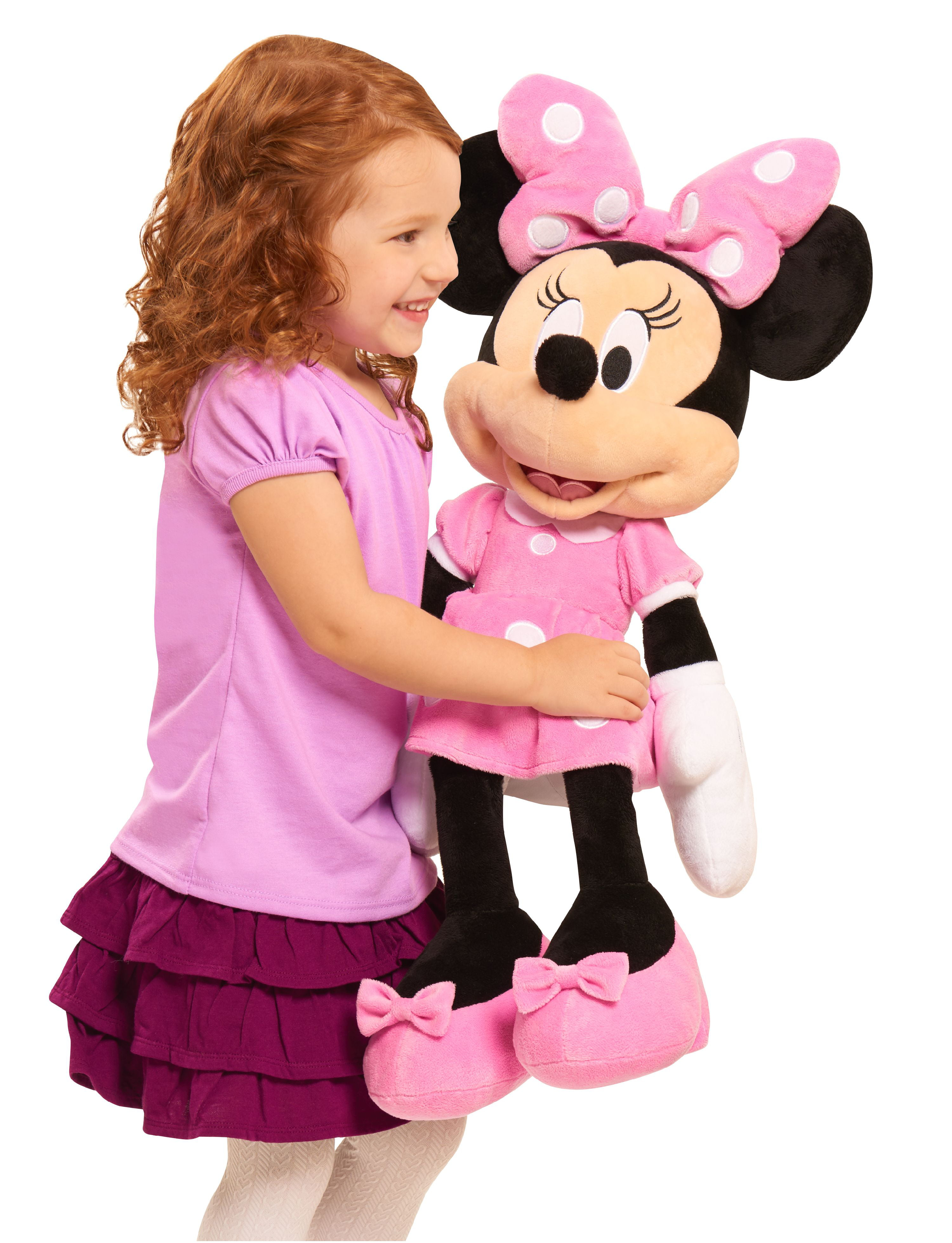 Disney Minnie Mouse Large Plush by Just Play