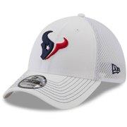 Houston Texans New Era Logo Team Neo 39THIRTY Flex Hat - White