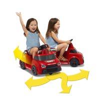 Radio Flyer DJ Dance & Spin 6V Dancing Car Ride-on