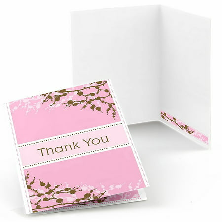 baby shower birthday party or bridal shower thank you cards 8 count