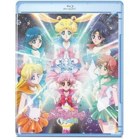 Sailor Moon Crystal Set 2  Blu Ray