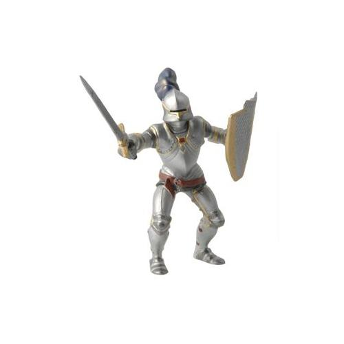 Armored Knight - Blue - Action Figures by Papo Figures (39245)